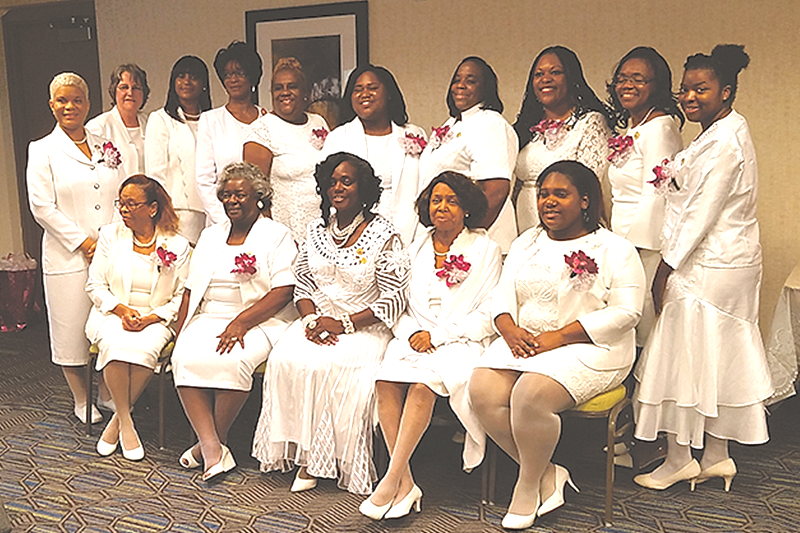 Top Ladies of Distinction, Inc. hosts Area IV Florida cluster meeting
