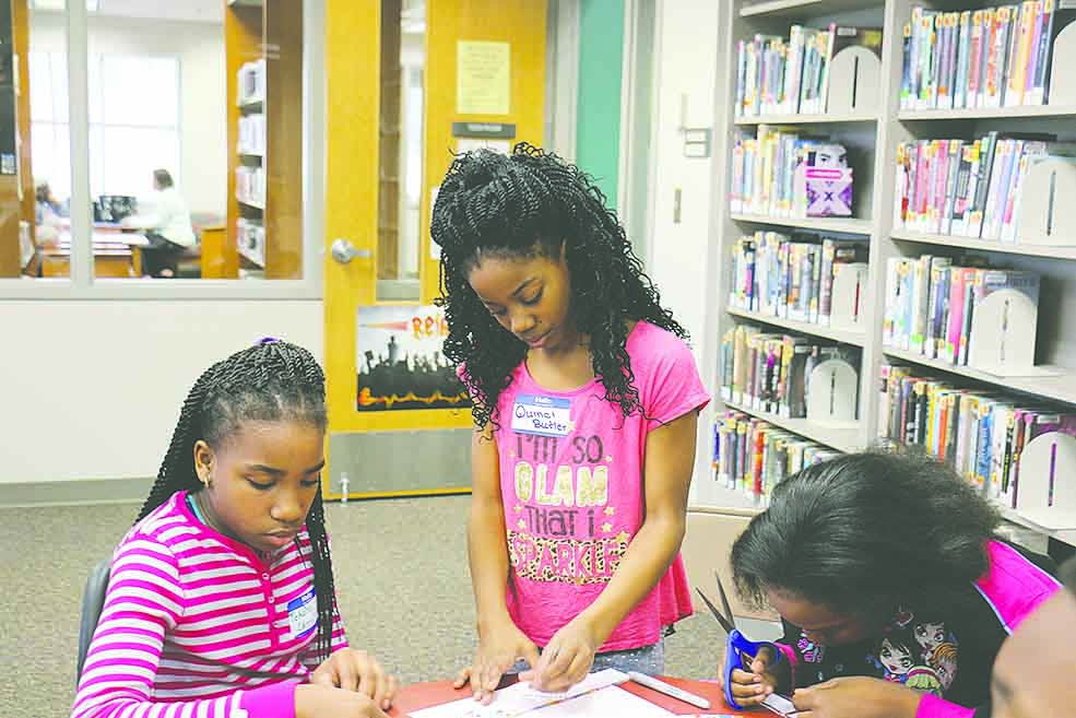 Legacy students, MLK, Read, featured