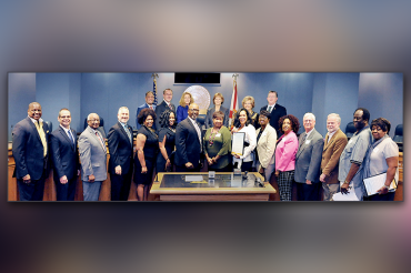 Local community leaders honored for Martin Luther King, Jr. Day