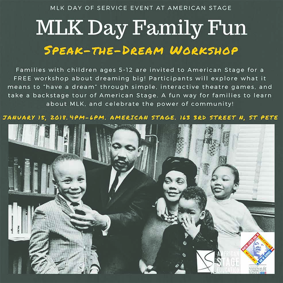 MLK Day Family Fun