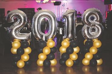 Manhattan Casino's New Year bash