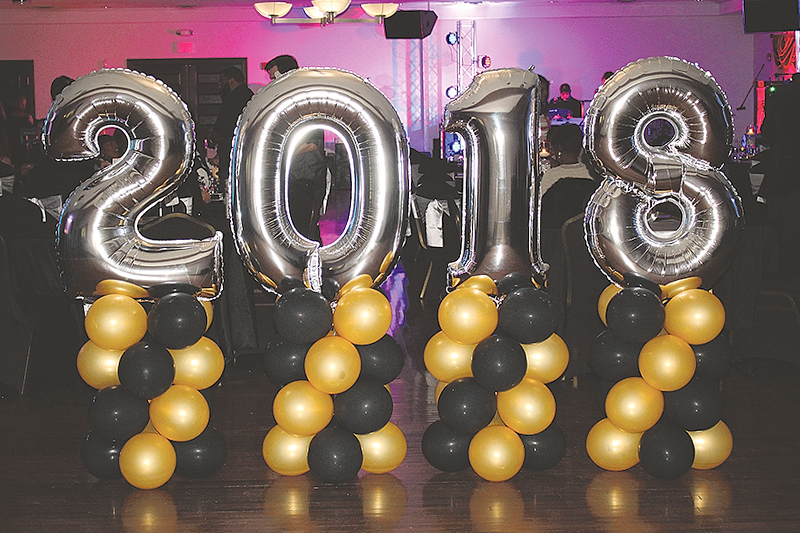 Manhattan Casino's New Year bash