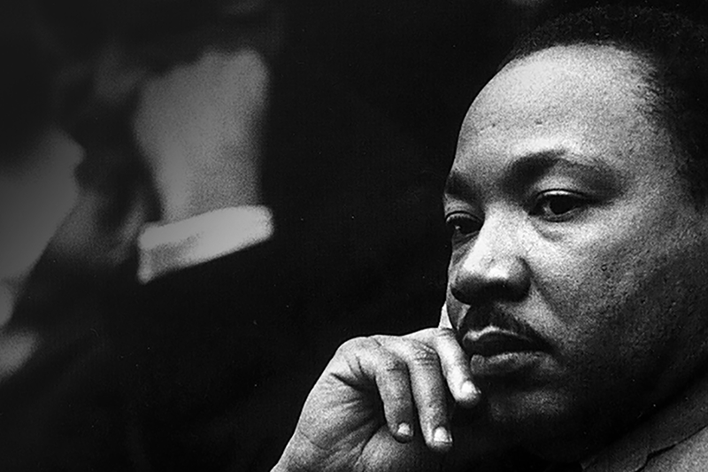 50 years after Martin Luther King's death, poverty still segregates us
