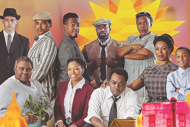 'A Raisin in the Sun' now playing at American Stage