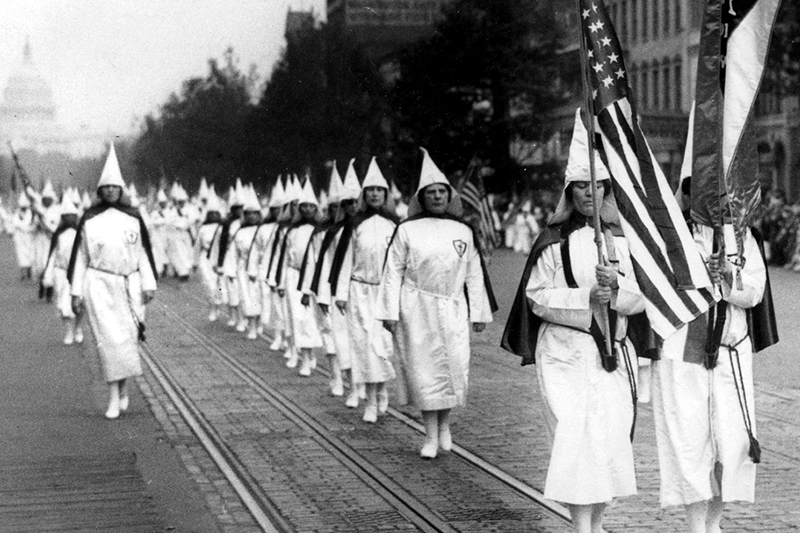 Why women have always been essential to white supremacist movements
