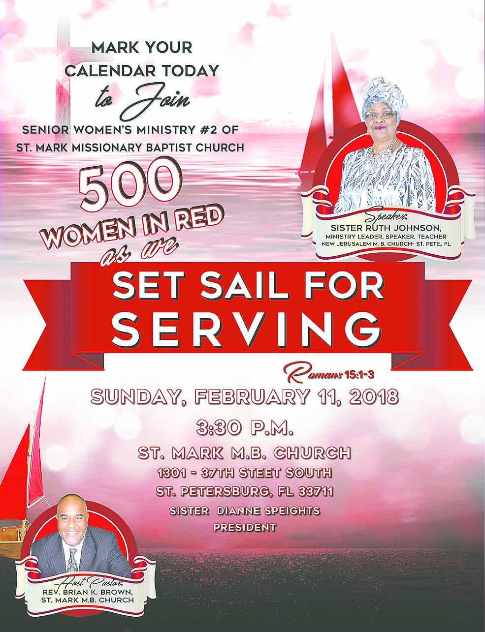 Feb 2018 Womens Program, featured