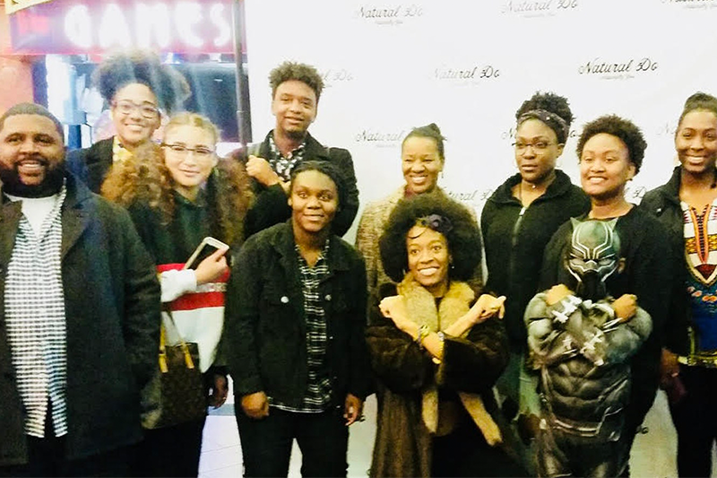 How Seeing 'Black Panther' With My Students Genuinely Changed My Life — And Theirs