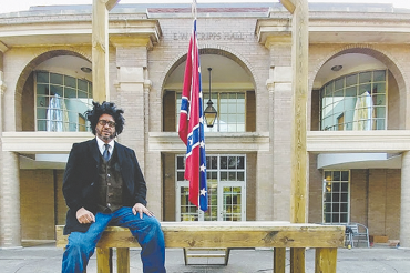 John Sims: Conceptual artist challenges conventional conversations about history, racism and love