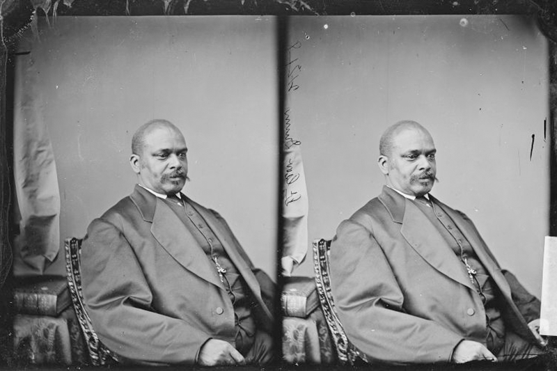 How Louisiana Buried the History of the Nation's First Black Lieutenant Governor