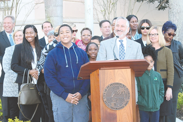 VIDEO: Mayor honors Black History Month