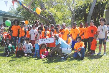 8th annual literacy festival