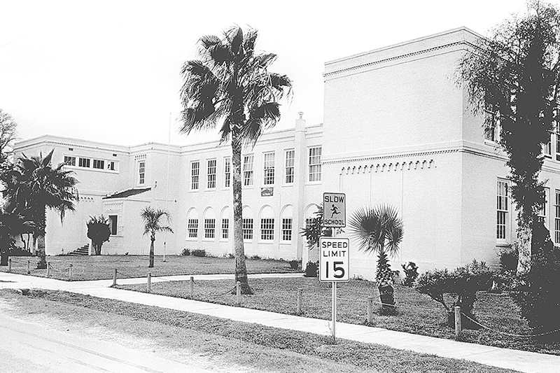 Education in early St. Pete