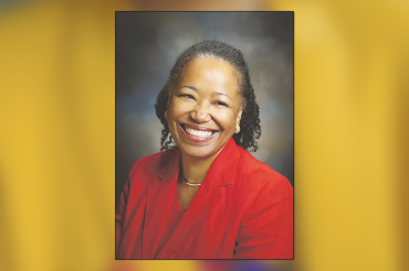 Holistic doctor and social change architect Dr. Gail C. Christopher