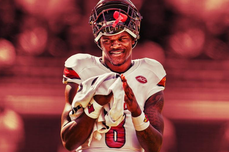 Ditch the Racially Coded Language, Lamar Jackson Is No One's Wide Receiver