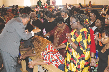 Greater Mt. Zion's Black History Celebration
