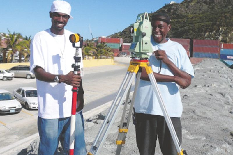 PTC garnering support for land surveyor program