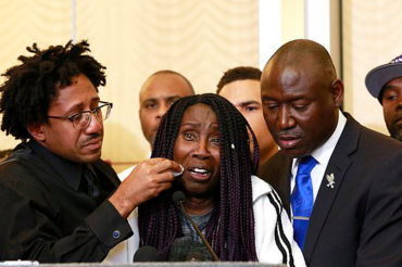 'Why didn't they shoot him in the arm, or send a taser?' Stephon Clark's grandmother questions Sacramento cops' use of deadly force