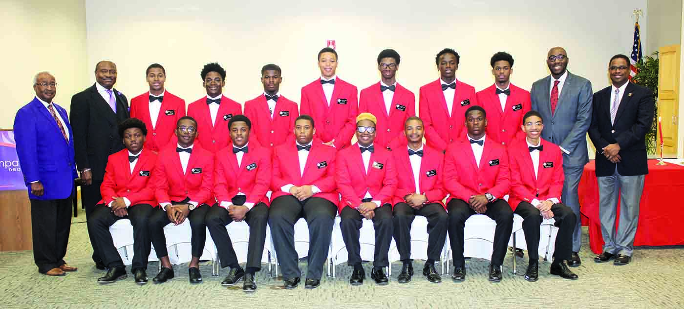 Beta Beautillion