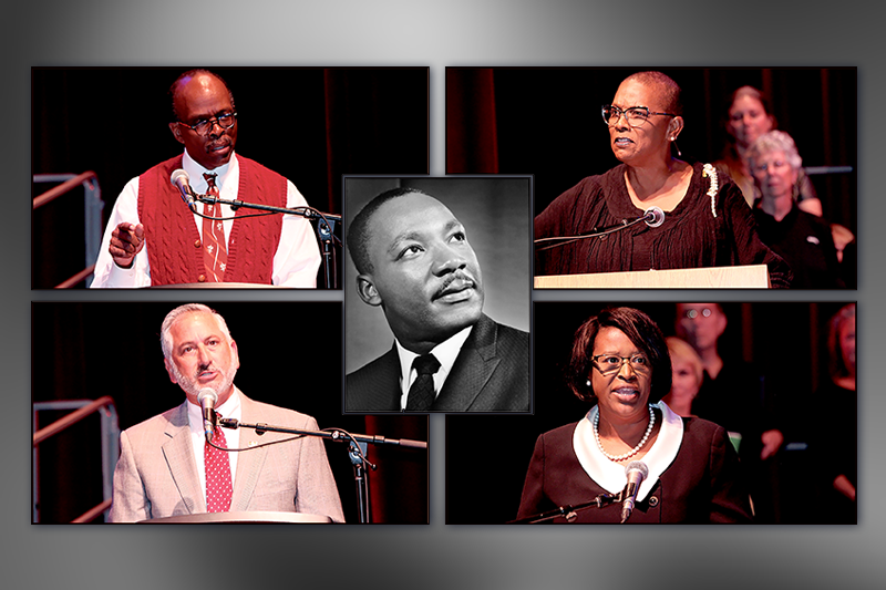 Dr. Martin Luther King, Jr.: Embracing the Dream