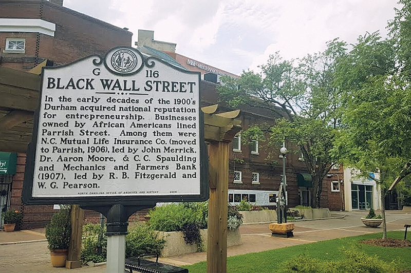 The Other Black Wall Streets