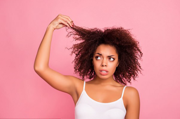 Relaxers Aren't the Only Hair Products With Shady Chemicals Marketed to Black Women