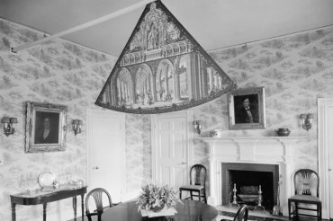 How Ceiling Fans Helped Slaves Eavesdrop on Plantation Owners