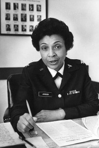 Hazel Winifred Johnson-Brown, Visionary
