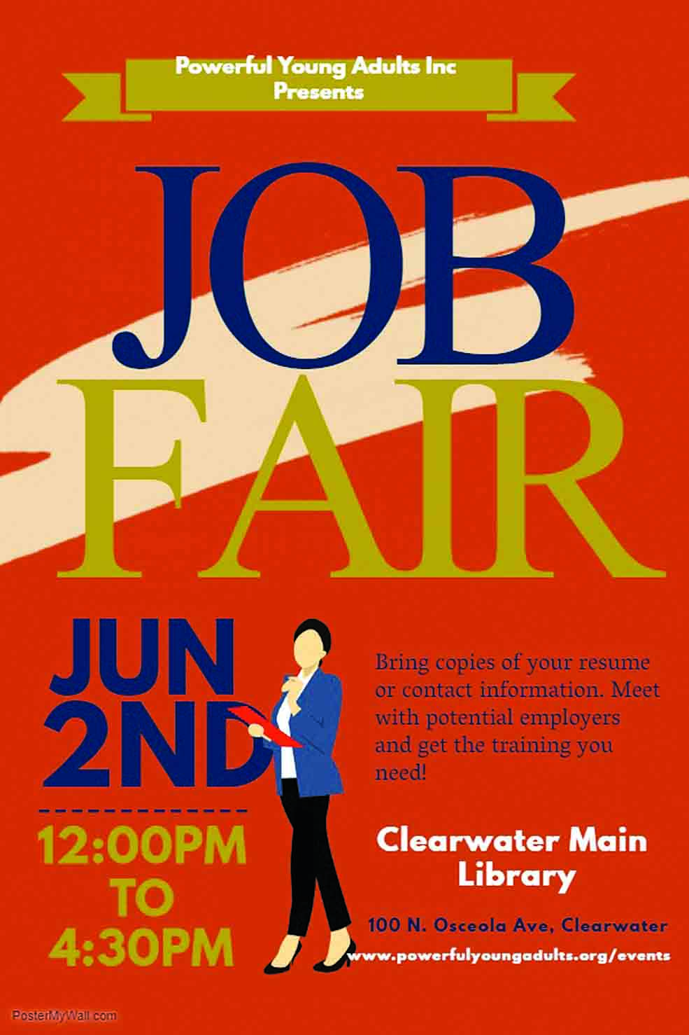 Job Fair - June 2