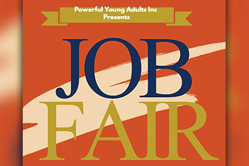 Powerful Young Adults Incorporated holds job fair