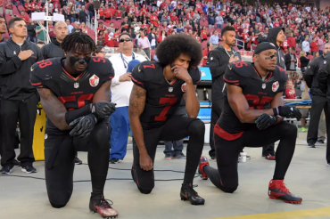 The NFL, Donald Trump and the perseverance of black protest