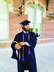 Kevin Hartzog Jr., graduation