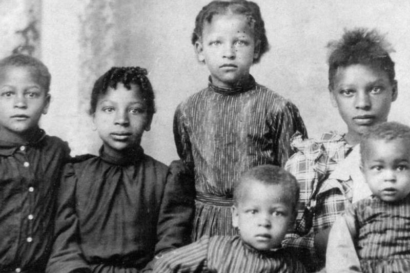 Black Children GA, history