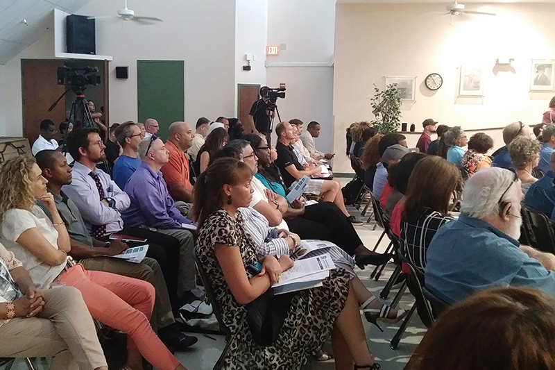 Citizen Advisory Committee holds first CRA Summer Summit