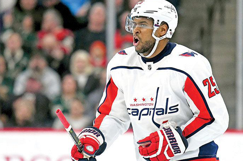 Smith-Pelly snubs Trump, becomes Capitals hero in Stanley Cup Final victory