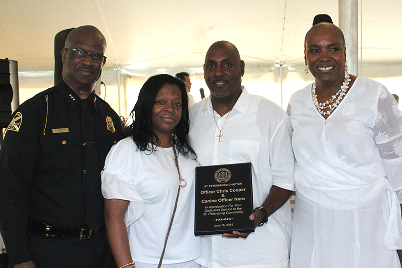 NAACP's Freedom Fund and Juneteenth Celebration
