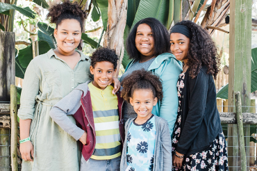 Challenging communities to seriously consider adopting or mentoring siblings