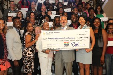Youth Development Grants awards $250,000