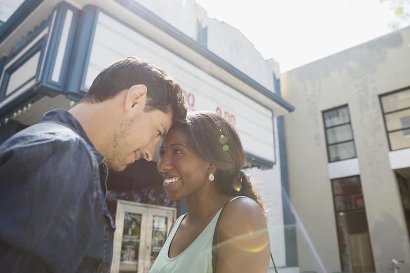 Interracial Couple, black culture