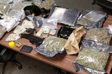 Cops raid a North Carolina daycare center, find more than 100lbs of marijuana, cocaine, heroin and guns
