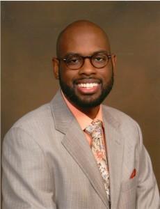 Reverend Lee Hall-Perkins