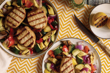 Tips for hosting a healthy summer cookout