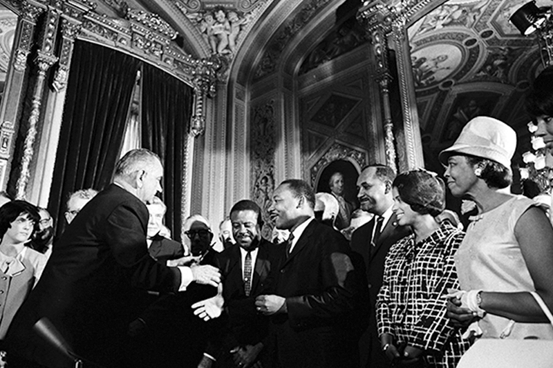 The history of black American's right to vote