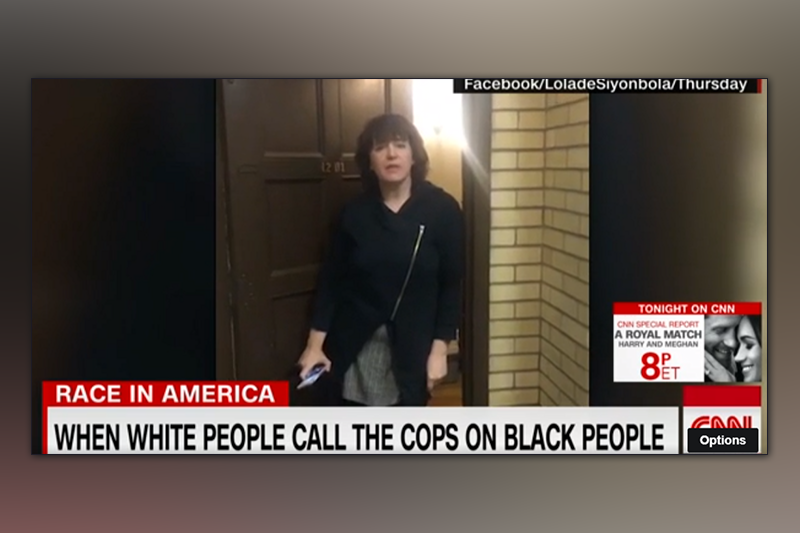 How 911 calls on blacks are a new twist on something old: white flight