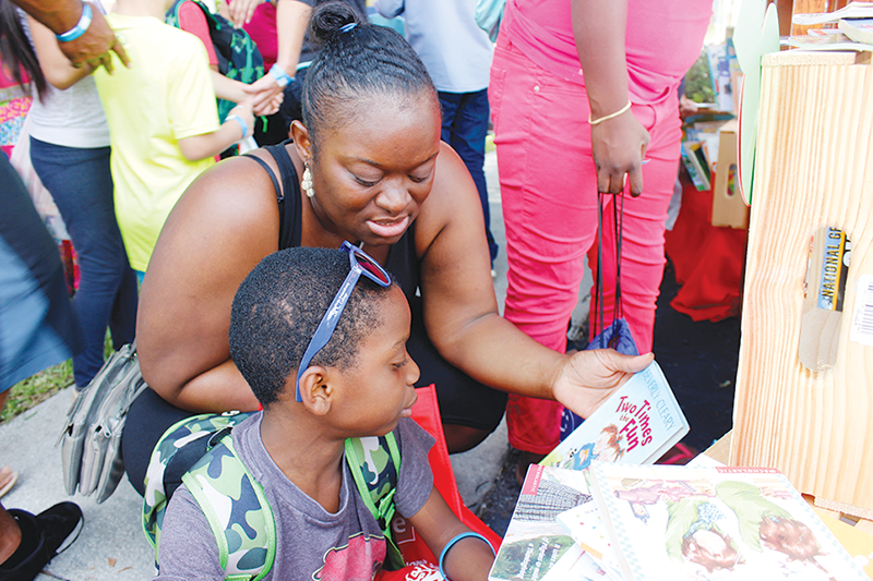 Care Fair brings school readiness to St. Pete