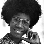 Congresswoman Shirley Chisolm