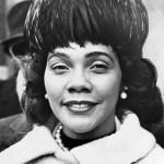 Coretta Scott King 1964