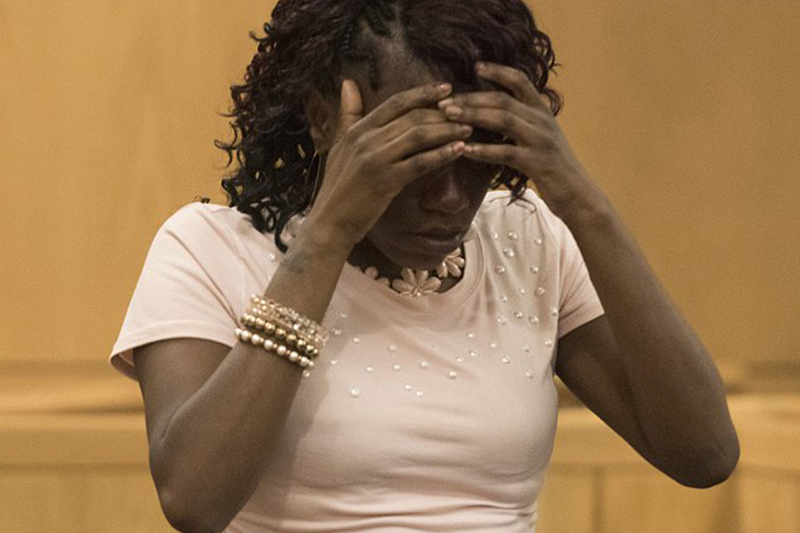 Florida day care worker sentenced to 11 months in prison over death of three-year-old girl left in a hot van