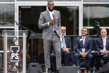 Inside LeBron James' incredible 'I Promise' School in his hometown of Akron