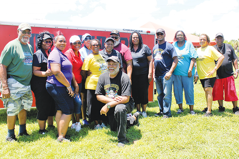 Nite Riders host annual back-to-school bash