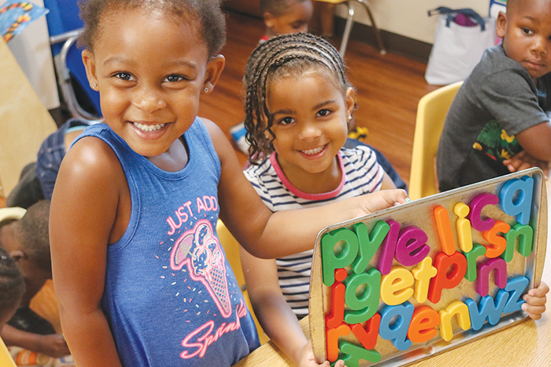 PreK All Day program fills in the gap